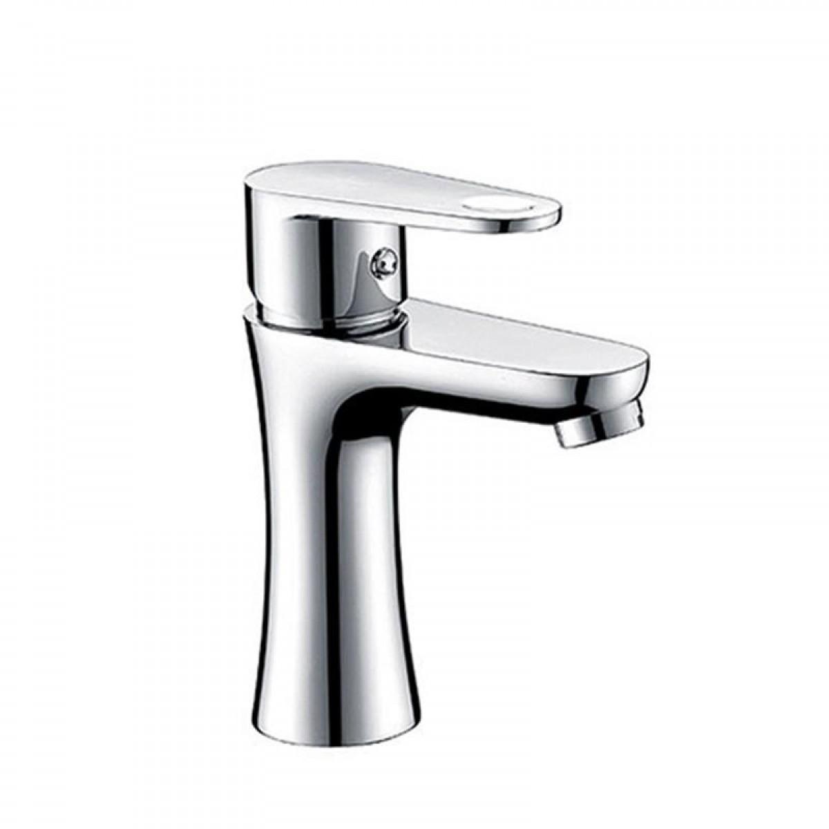 慢道卫浴 家用卫生间洗手盆洗脸盆混水阀面盆龙头 MP1008