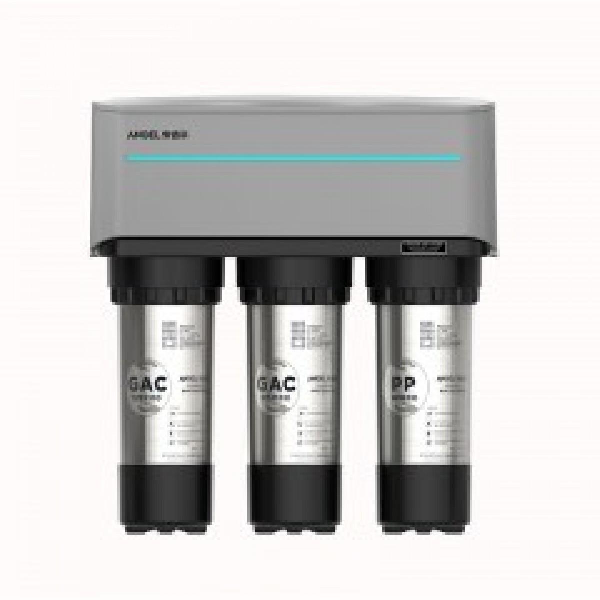 安吉尔超滤净水机 J1201-UFB120净水器厨房家用不锈钢矿物质超滤过滤自来水器