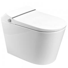 瑞尔特 智能马桶一体式全自动家用电动冲洗烘干屁股智能坐便器A8