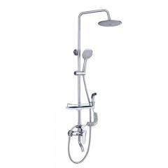 陶的卫浴 家用卫生间洗澡房四功能淋浴花洒 TD-HS1166