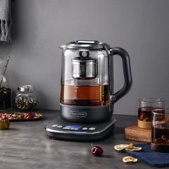 摩飞 多功能升降煮茶器办公室全自动养生壶家用大容量花茶壶MR6088