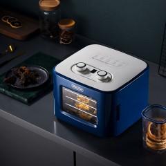 摩飞 食物烘干机水果蔬风干机家用小型多功能宠物零食干果机MR6255