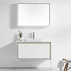 缇派浴室柜 哥德堡PY3410-1 (白色)100mm