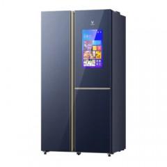 云米 云米互联网冰箱21fece 635L  BCD-635WGLAD02A
