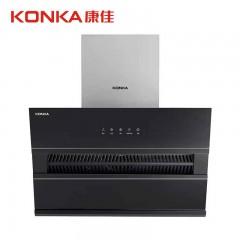 康佳吸油烟机抽油烟机 CXW-300-KG03(1708S)智能型侧吸机黑色