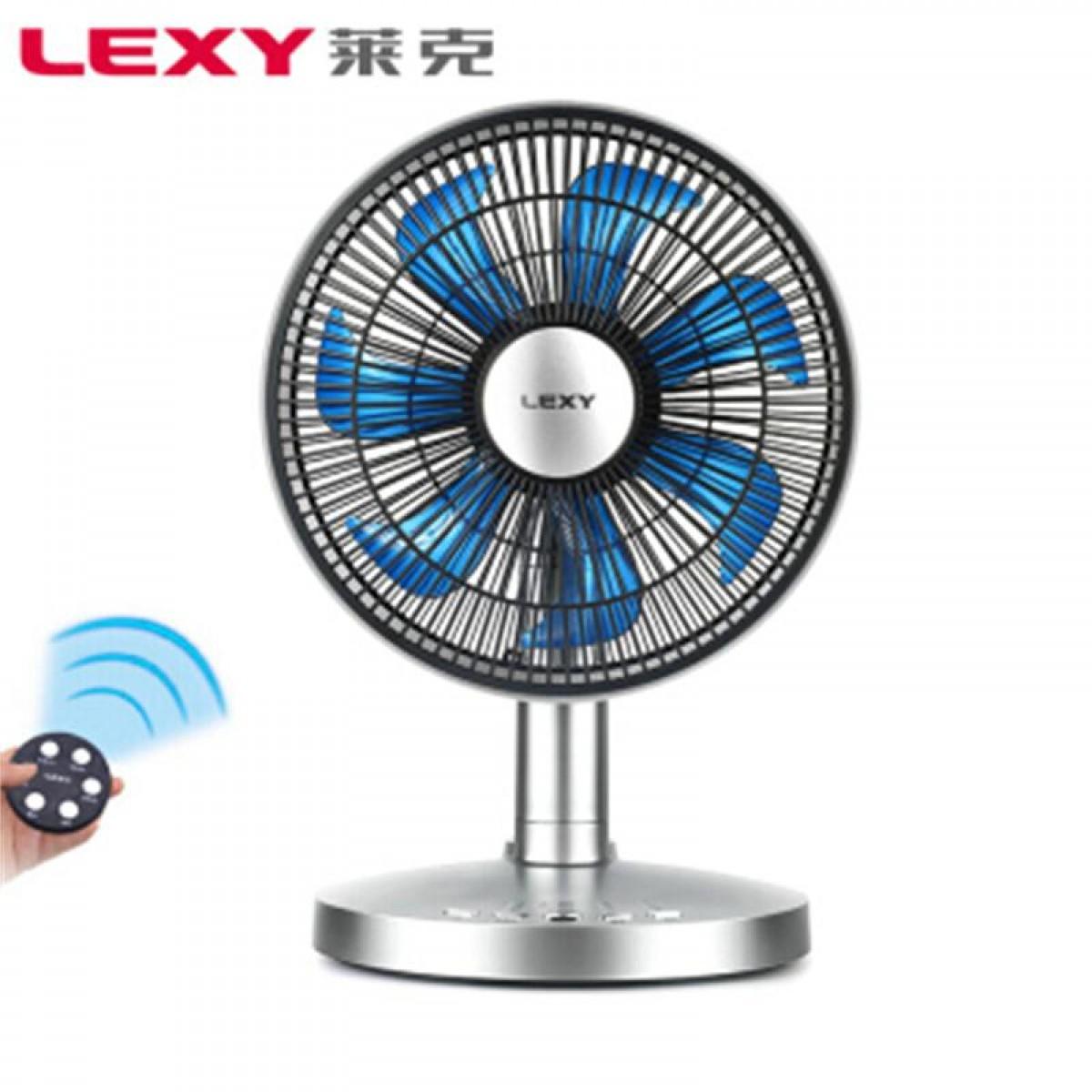 莱克电风扇遥控 家用办公室魔力风智能空气循环扇F301 家用台式电风扇