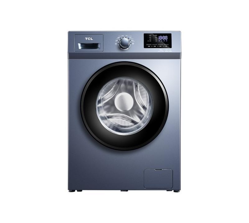 TCL 洗衣机 XQG80-P600B 星云蓝