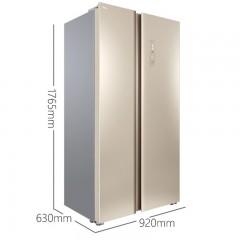 TCL 冰箱 BCD-509WEFA1 流光金