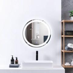 陶的卫浴 橡胶木浴室柜 TD-82001(80公分)