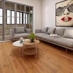 金钢铂林 强化复合地板 苏格兰橡木 0709(裸板) 1285*192*12mm