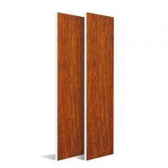 金钢铂林 进口强化地板 非洲缅茄木 LA109M 1288*195*8mm